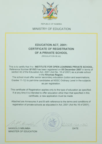 IOL_certificates_ministry
