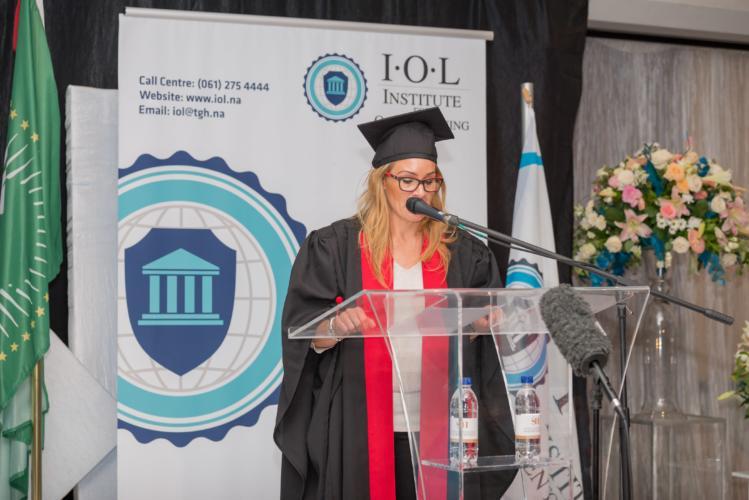 IOL Graduation 2017