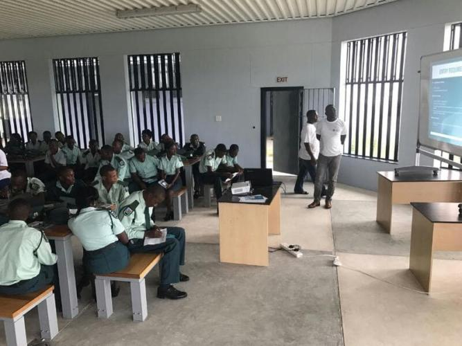 Correctional Services Presentation